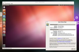 vmware player ubuntu